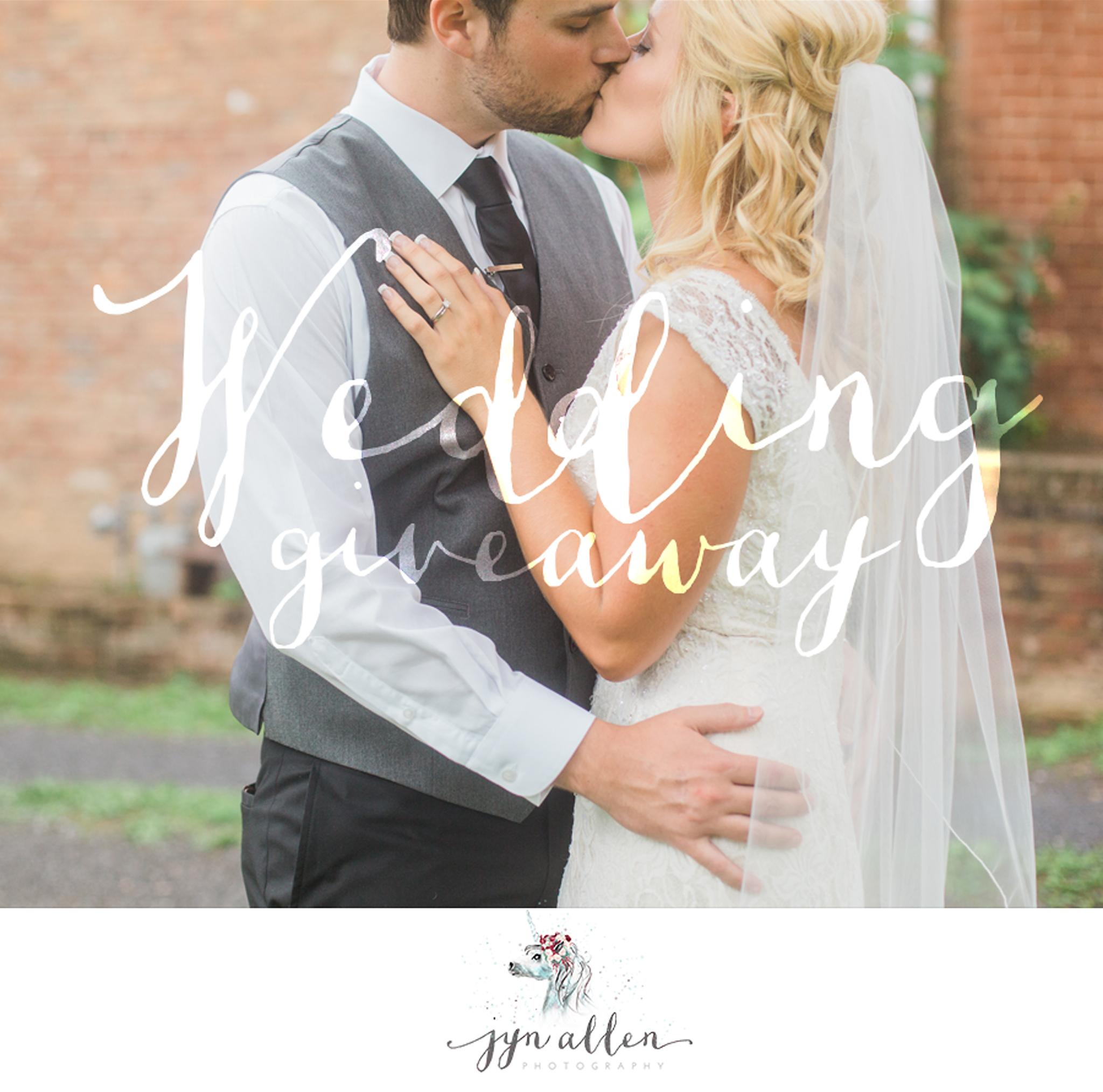 Wedding Giveaway | Win Free Wedding Photography | Tennessee Wedding ...